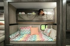 Cool Rv Living Design Ideas For Your Kids To Try Asap19