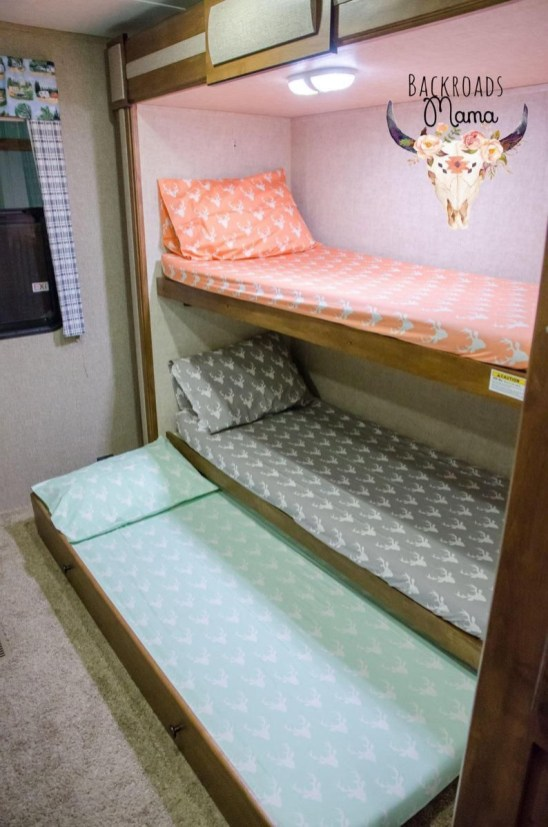 Cool Rv Living Design Ideas For Your Kids To Try Asap26