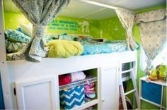Cool Rv Living Design Ideas For Your Kids To Try Asap35