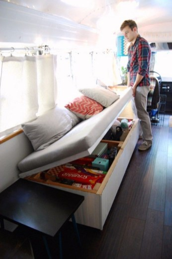 Cool Rv Living Design Ideas For Your Kids To Try Asap36