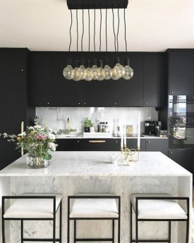 Fancy Kitchen Design Ideas That Will Make You Want To Have It16