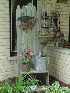 Fantastic Primitive Gardens Design Ideas That You Have To Try07