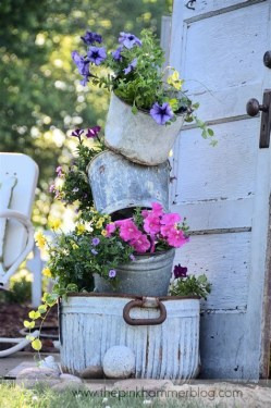 Fantastic Primitive Gardens Design Ideas That You Have To Try27