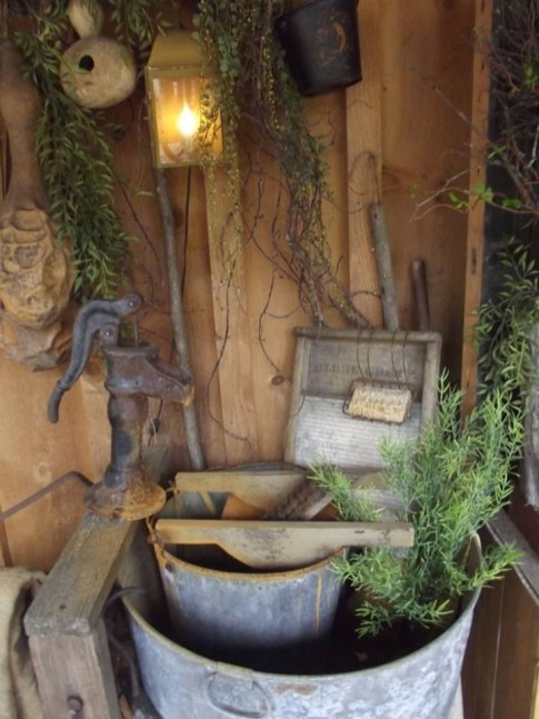 Fantastic Primitive Gardens Design Ideas That You Have To Try29