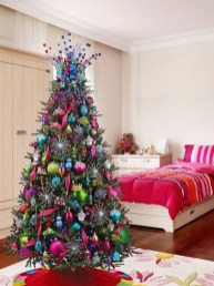 Latest Christmas Bedroom Decor Ideas For Kids To Try05