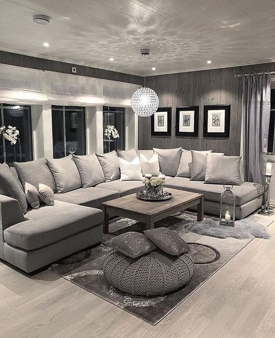 Lovely Living Room Sofa Design Ideas For Cozy Home To Try39
