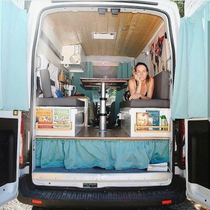 Modern Rv Living Organization Ideas That You Must Try Now07