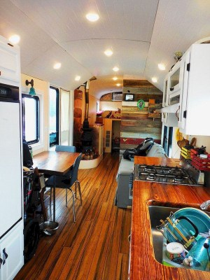 Modern Rv Living Organization Ideas That You Must Try Now25