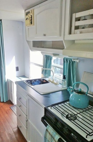 Modern Rv Living Organization Ideas That You Must Try Now37