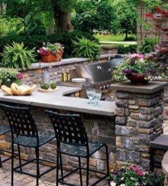 Newest Diy Outdoor Kitchen Designs Ideas On A Budget14