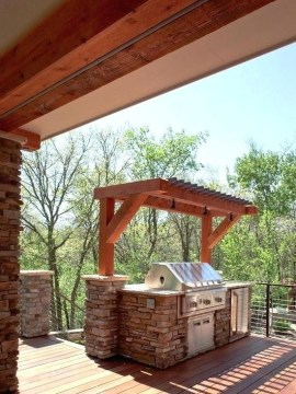 Newest Diy Outdoor Kitchen Designs Ideas On A Budget20