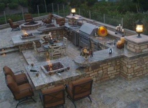 Newest Diy Outdoor Kitchen Designs Ideas On A Budget25