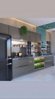 Popular Kitchen Cabinet Designs Ideas That You Need To Know16