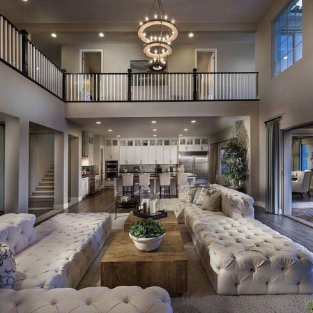 Pretty Living Room Remodel Ideas To Try Asap08