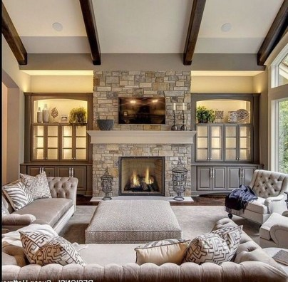 Pretty Living Room Remodel Ideas To Try Asap13