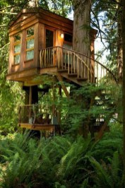 Rustic Diy Tree Houses Design Ideas For Your Kids And Family10