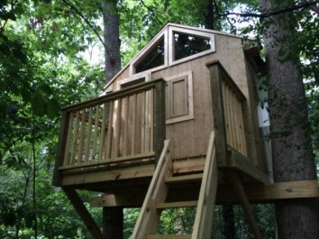 Rustic Diy Tree Houses Design Ideas For Your Kids And Family11