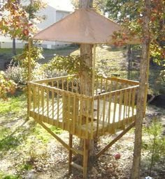 Rustic Diy Tree Houses Design Ideas For Your Kids And Family25