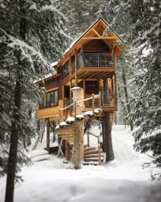 Rustic Diy Tree Houses Design Ideas For Your Kids And Family38
