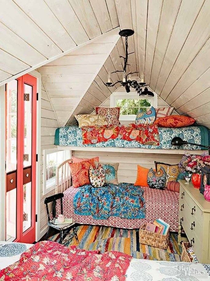 Stylish Bohemian Style Bedroom Decor Design Ideas To Try Asap06