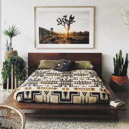 Stylish Bohemian Style Bedroom Decor Design Ideas To Try Asap22