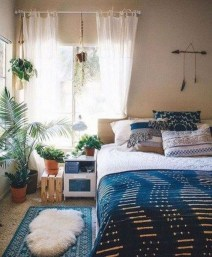 Stylish Bohemian Style Bedroom Decor Design Ideas To Try Asap29