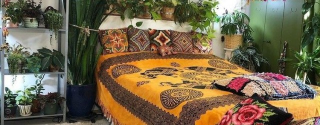 Stylish Bohemian Style Bedroom Decor Design Ideas To Try Asap36