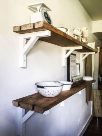 Unusual Diy Reclaimed Wood Shelf Design Ideas For Brilliant Projects2