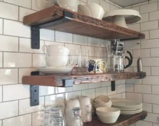 Unusual Diy Reclaimed Wood Shelf Design Ideas For Brilliant Projects9