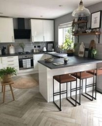 Wonderful French Country Kitchen Design Ideas For Small Space20