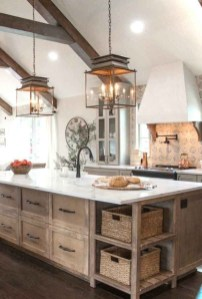 Wonderful French Country Kitchen Design Ideas For Small Space22