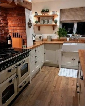 Wonderful French Country Kitchen Design Ideas For Small Space25