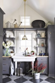 Wonderful French Country Kitchen Design Ideas For Small Space26