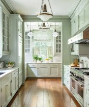 Wonderful French Country Kitchen Design Ideas For Small Space28