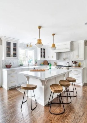 Wonderful French Country Kitchen Design Ideas For Small Space39