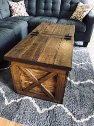 Amazing Diy Coffee Table Ideas For Your Inspiration To Try03