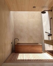 Astonishing Japanese Contemporary Bathroom Ideas That You Need To Try17