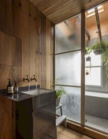Astonishing Japanese Contemporary Bathroom Ideas That You Need To Try34