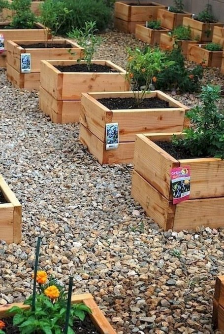 Best Raised Garden Bed For Backyard Landscaping Ideas To Try Asap35