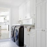 Cozy Laundry Room Tile Pattern Design Ideas To Try Asap07