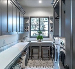 Cozy Laundry Room Tile Pattern Design Ideas To Try Asap09