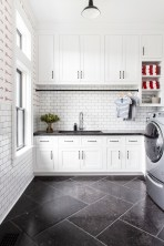 Cozy Laundry Room Tile Pattern Design Ideas To Try Asap28