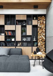 Extraordinary Bookshelf Design Ideas To Decorate Your Home More Beautiful01