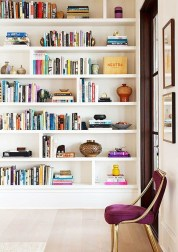 Extraordinary Bookshelf Design Ideas To Decorate Your Home More Beautiful19