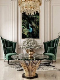 Gorgeous Gold Color Interior Design Ideas For Your Home Style To Copy25