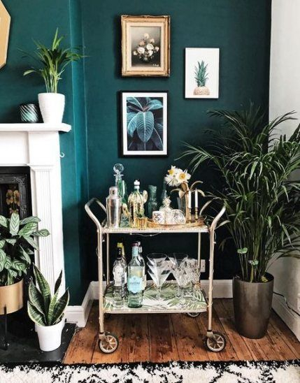 Gorgeous Gold Color Interior Design Ideas For Your Home Style To Copy34
