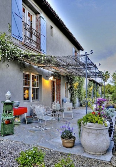 Inspiring Home Patio Ideas For Relaxing Places That Will Amaze You09