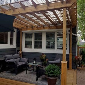 Inspiring Home Patio Ideas For Relaxing Places That Will Amaze You19