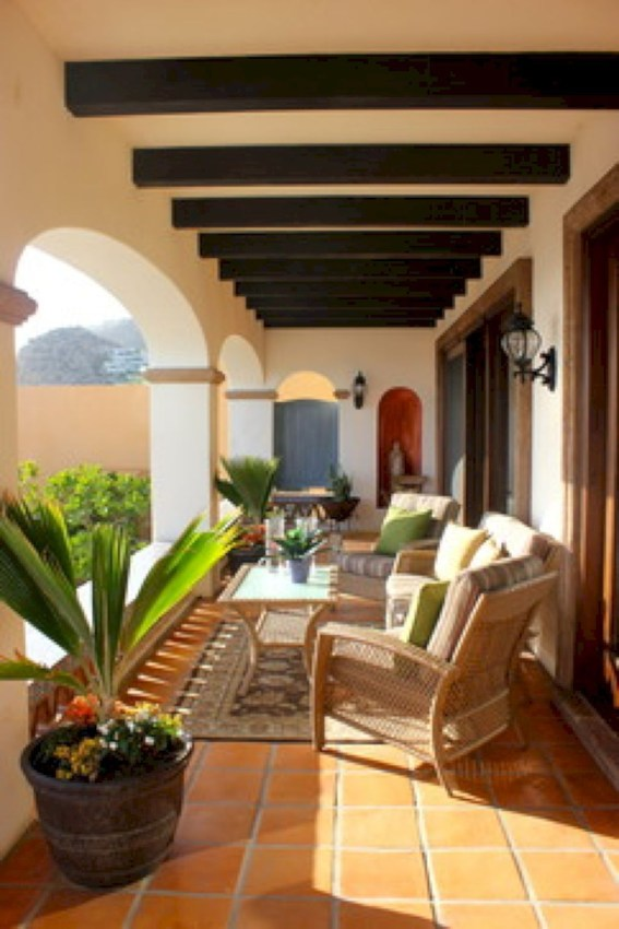 Inspiring Home Patio Ideas For Relaxing Places That Will Amaze You37