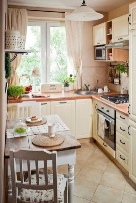 Magnificient Kitchen Design Ideas For A Small Space To Try07